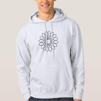 Jai Deco - Geometrics - powerflowers Hoodie