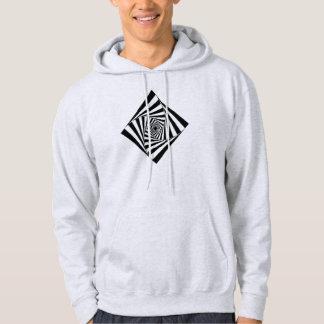 Jai Deco - Geometrics - Quantum Chronogon Hoodie
