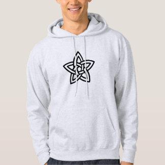 Jai Deco - Geometrics - Superstellar-Sacred-Star Hoodie