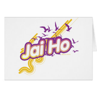 Jai Ho Card