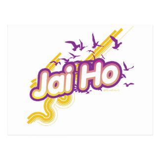 Jai Ho Postcard