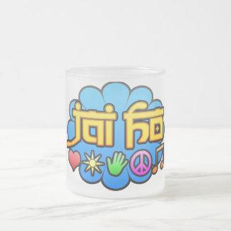 Jai Ho Taza De Cristal