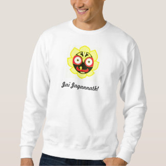 Jai Jagannath! Pullover Sweatshirts