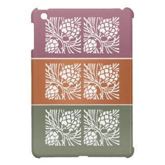 JAI MATA DI - Holistic Patterns n Color Grids Cover For The iPad Mini