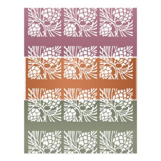 JAI MATA DI - Holistic Patterns n Color Grids Letterhead