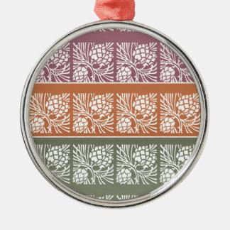 JAI MATA DI - Holistic Patterns n Color Grids Ornament
