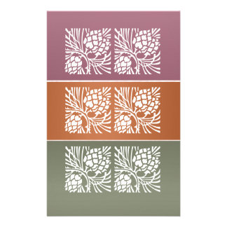 JAI MATA DI - Holistic Patterns n Color Grids Stationery