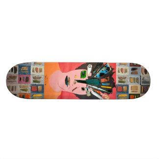 "jai tanju ""just keep going"" board chip 4 skateboards"