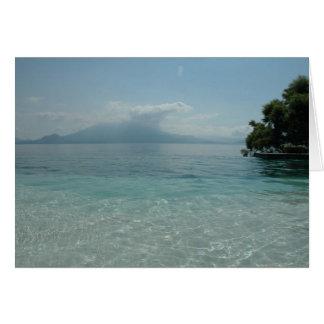 Jaibalito, Water's Edge Notecard