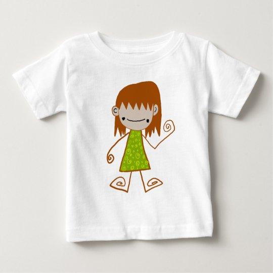 Jaidee-0020/ ใจดี0020 baby T-Shirt