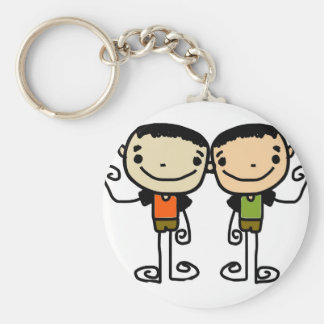 Jaidee Family Keychain