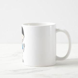 Jaidee Family Classic White Coffee Mug