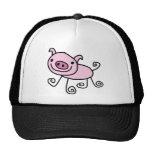 jaidee pig trucker hat