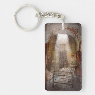 Jail - 50 years to life keychain