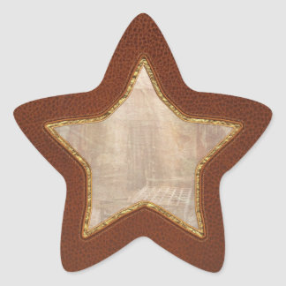 Jail - 50 years to life star sticker