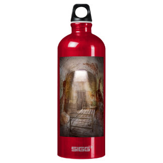 Jail - 50 years to life water bottle