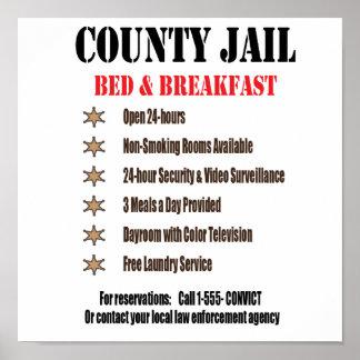 Jail B B Print