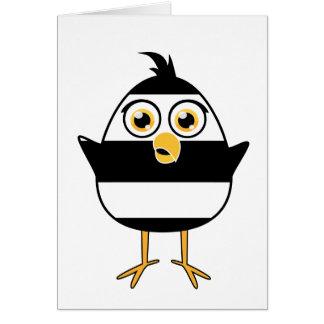 Jail Bird Card