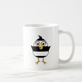 Jail Bird Classic White Coffee Mug
