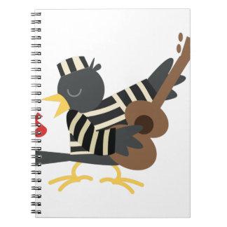 Jail Bird Notebook