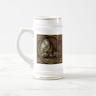 Jail - Cabinet member Coffee Mugs