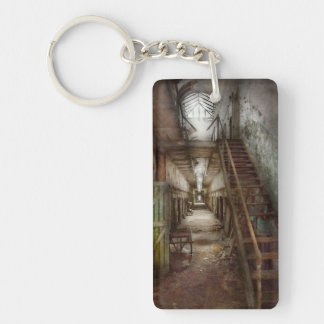 Jail - Down a lonely corridor Keychain