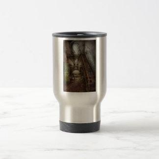 Jail - Down a lonely corridor Coffee Mug
