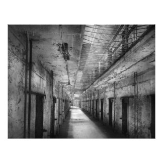 Jail - Eastern State Penitentiary - The forgotten Personalized Flyer