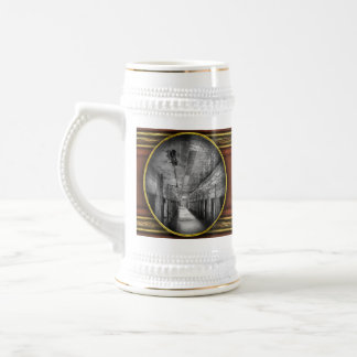 Jail - Eastern State Penitentiary - The forgotten 18 Oz Beer Stein