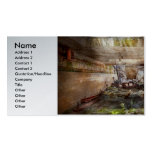 Jail - Eastern State Penitentiary - The mess hall Business Card Templates