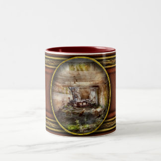 Jail - Eastern State Penitentiary - The mess hall Mug