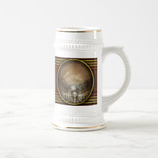 Jail - End of a journey 18 Oz Beer Stein