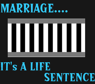 marriage in a sentence