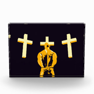Jail Prison and Religion Christianity as a Concept Acrylic Award