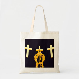 Jail Prison and Religion Christianity as a Concept Tote Bag