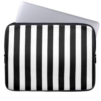 Jail Stripes Laptop Sleeve