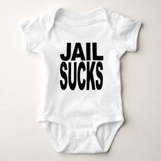 Jail Sucks Baby Bodysuit