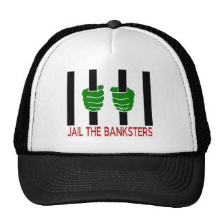 Jail the Banksters hat