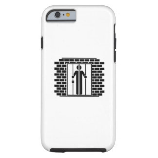 Jail Time I Pictogram iPhone 6 Case