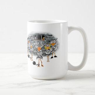 Jailbird Mug: Jailbirdz Coffee Mug