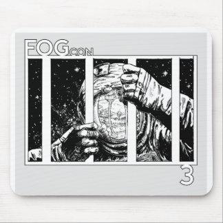 Jailed Astronaut Mousepad