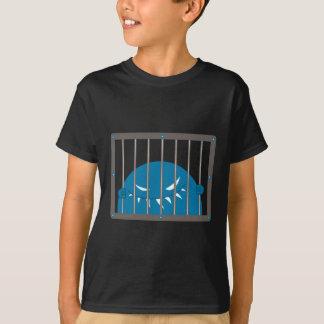Jailed Kingpin Evil Monster Character v2 Kids T-Shirt