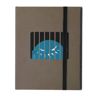Jailed Kingpin Evil Monster iPad Case