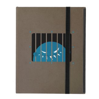 Jailed Kingpin Evil Monster iPad Cases