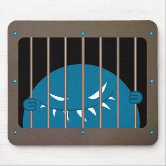 Jailed Kingpin Evil Monster Mousepads