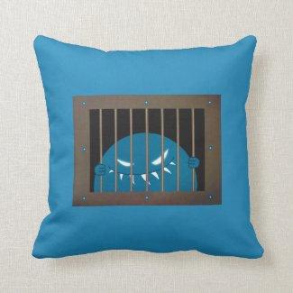 Jailed Kingpin Evil Monster Pillows