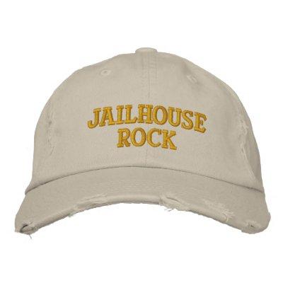 Jailhouse Rock Baseball Cap