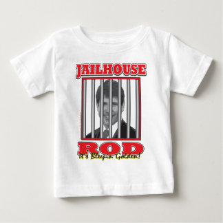 Jailhouse Rod - Rod Blagojavich Tee Shirt