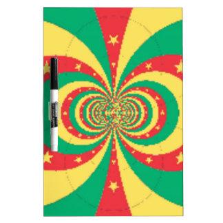 J'aime Cameroon Dry-Erase Board