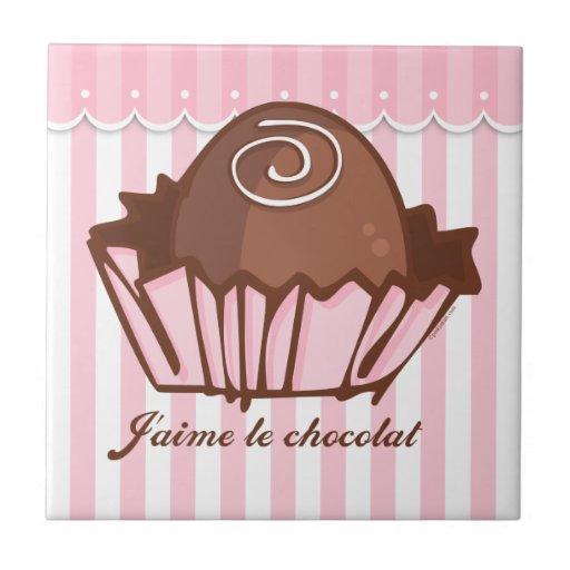 J'aime Chocolat Teja Ceramica